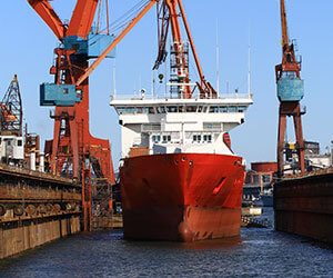 API's experience in shipbuilding using modular construction
